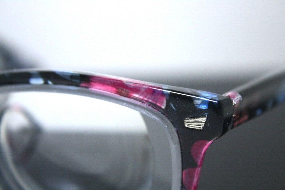 2018 New Eyeglasses Monturas De Gafas Eye Glasses Frames For Large ...