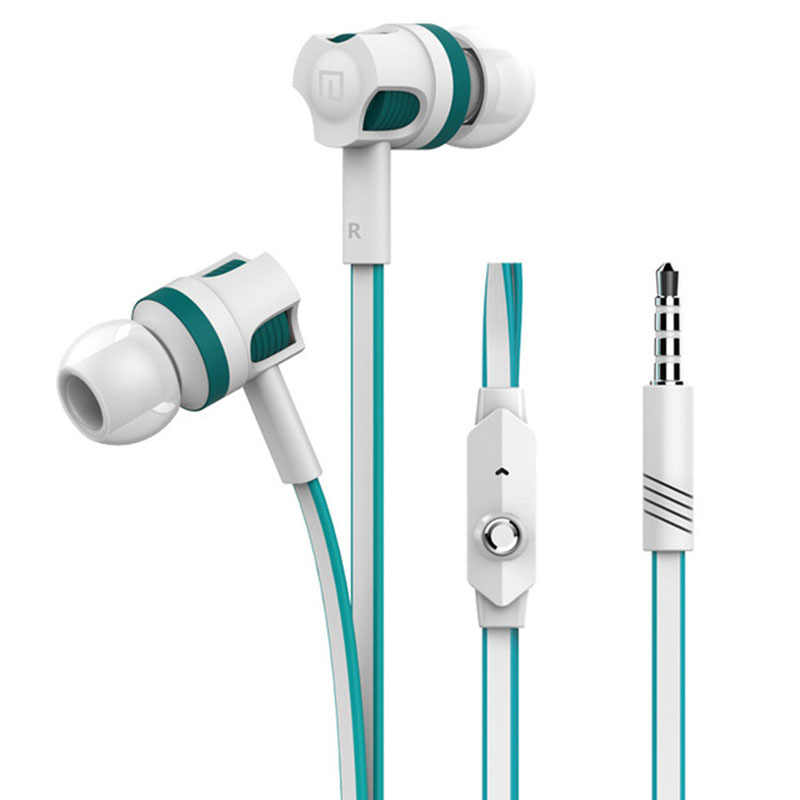 Earbuds JM26 Earphone Noise Isolating in ear Earphone Headset with Mic for Mobile phone Universal for MP4