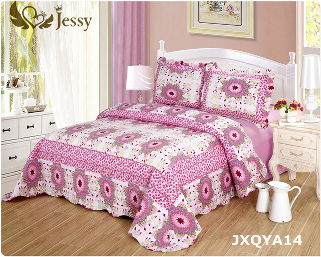 Jessy Home Sun Flower Collections Etc Country Star Floral ... : flower patchwork quilt - Adamdwight.com