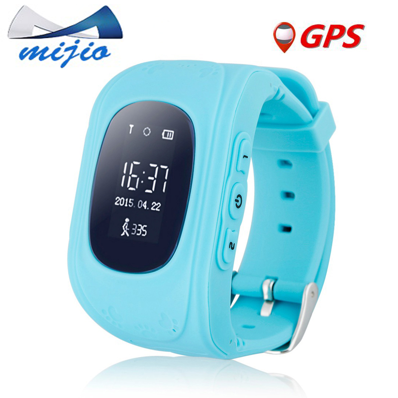 imágenes para Salud inteligente bebé reloj Q50 Llamada SOS perseguidor de los GPS para los niños seguros Perdida Anti del recordatorio por apple teléfono android reloj Niño PK Q90 Q60