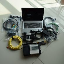 Super MB STAR C5 SD C5 Connect 2017.12v software+ icom next new generation for bmw icom diagnostic+ New laptop N3060 Direct Use!