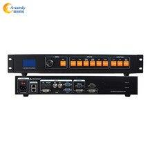 AMS LVP506 av dvi vga input support 2 sending card 1920 1080 pixel led rental display