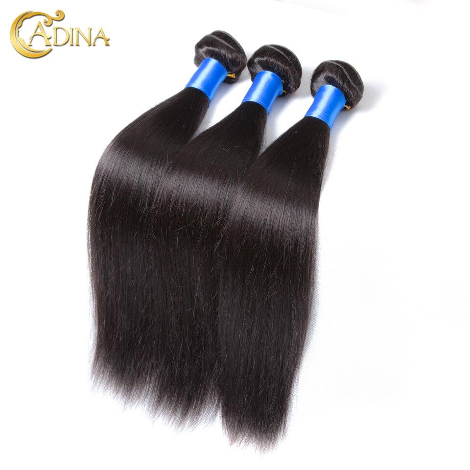 Human Hair Products Raw Indian Virgin Hair Straight Mixed Length