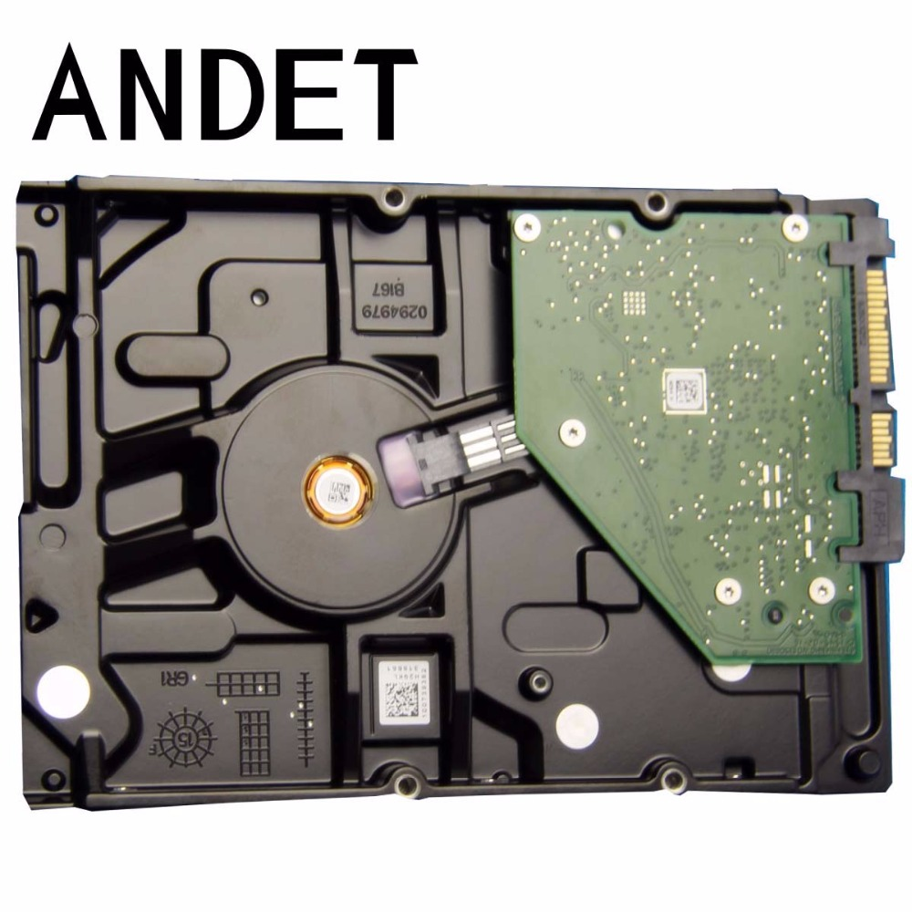High quality surveillance HDD ST1000VX001 1TB Desktop Hard Drive SATA3 64M 5900RPM Hard Disk Monitoring Level new and retail package for 454273 001 mb1000ecwcq 1 tb 7 2k sata 3 5inch server hard disk drive 1 year warranty