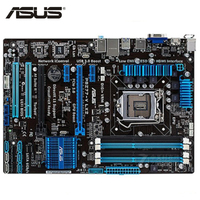 ASUS P8Z77 V LX2 Motherboard LGA 1155 DDR3 32GB For Intel Z77 P8Z77 V LX2 Desktop Mainboard Systemboard SATA III PCI E 3.0 Used|Motherboards| |  -
