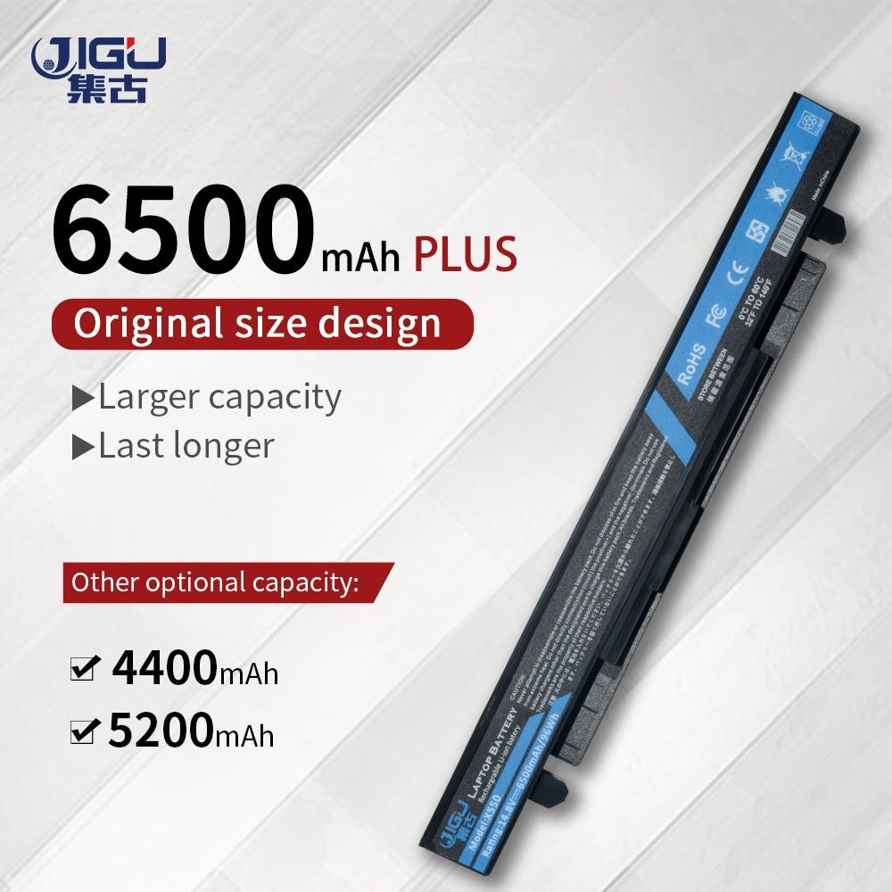 JIGU Laptop Battery For Asus A41-X550 X550C X452E X450L A41-X550A X550 A450 A550 F450 R409 R510 X450 F550 F552 K450 K550 P450