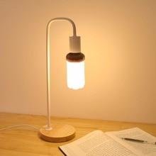 Обновление светодиодный кукурузная лампа защиты глаз светодиодный светильник AC85-265V 110V 220V 360 градусов дома энергосберегающие лампы E27 E14 B22 5 Вт-30 Вт