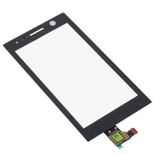 Free shipping! New Original Touch Screen Digitizer Replacement for Sony Xperia U ST25i ST25 With Tracking Number