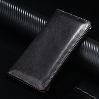 Genune Cow Leather Phone Case Hand Card Wallet POUCH For Nokia 8 Meizu M5 Note Meizu