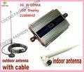 W-CDMA 2100 МГц Сотовый Телефон Усилитель Сигнала 3 Г Ретранслятор Мобильный Телефон 3 Г Усилитель Сигнала WCDMA Сигнал Повторителя + 10 м Кабель + Антенна