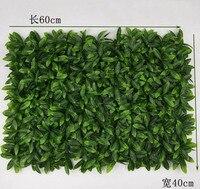60 40cm Artificial Lawn Turf Plant Artificial Grass Lawns Carpet Garden Decoration House Ornaments Plastic Turf