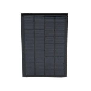 Image 3 - 9V 3W 330mA GÜNEŞ PANELI taşınabilir Mini Sunpower DIY modülü paneli sistemi için güneş lamba pili oyuncaklar telefon şarj cihazı güneş hücreleri