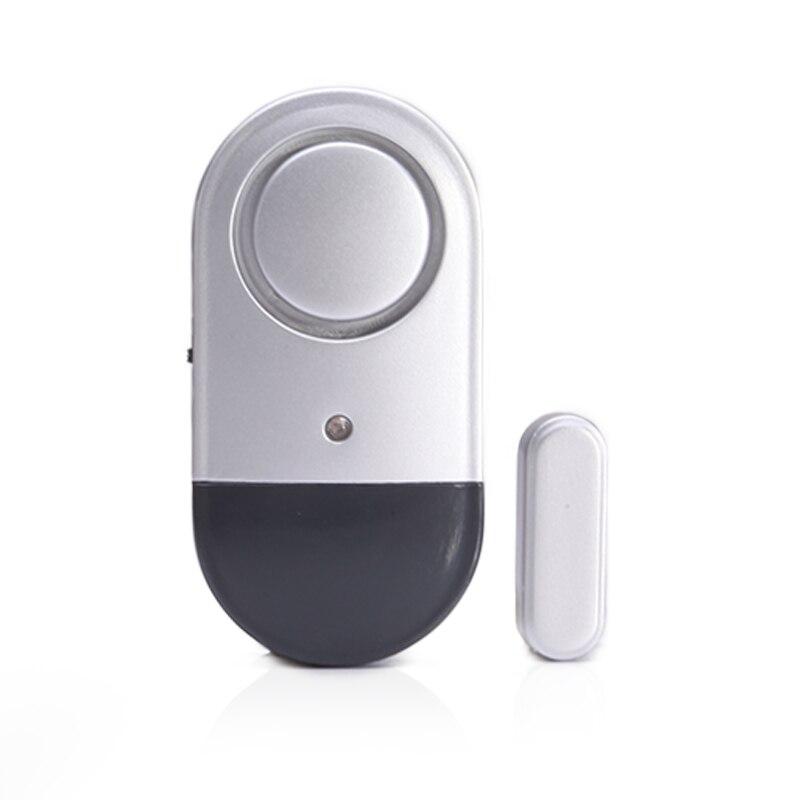 Door Window Alarm Magentic Contacts with Siren 120db home security alarm contacts