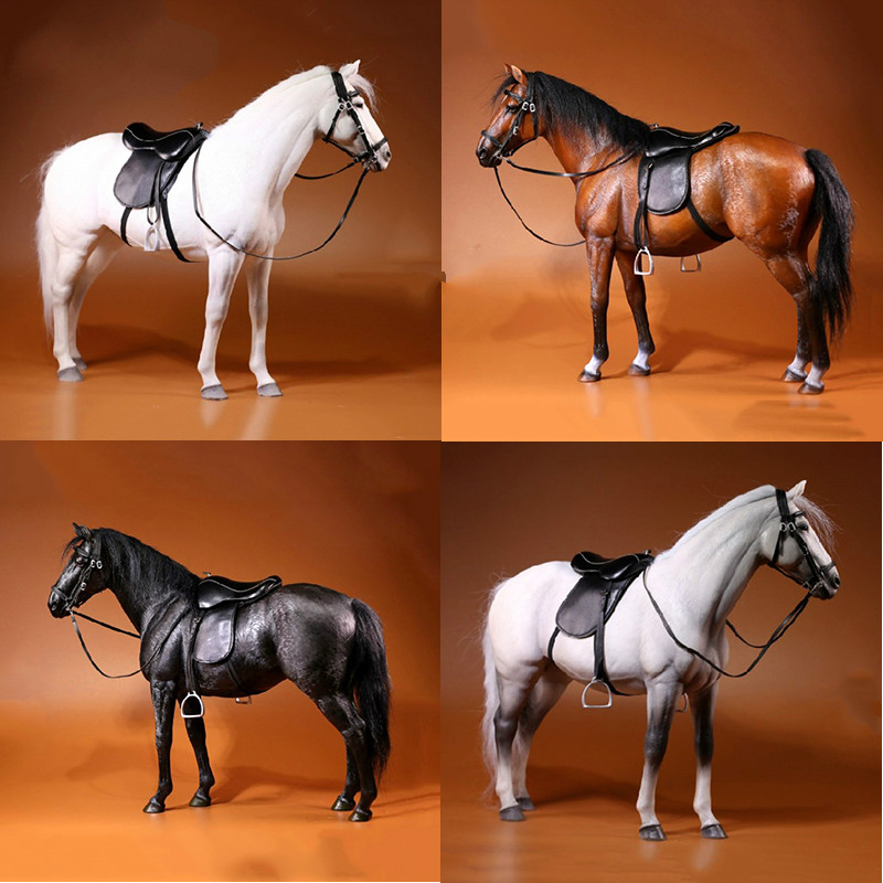 For Collection 1/6 Germany Hannover Hanoverian 002 Horse Model Collection Horse Figure model for 12 Action FigureFor Collection 1/6 Germany Hannover Hanoverian 002 Horse Model Collection Horse Figure model for 12 Action Figure