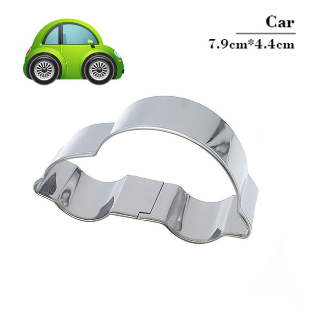 Car Shaped Cookie Cutter