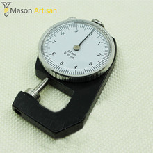 Buy online 0-10 * 0.1mm Flathead Thickness Gauge For Thickness Measuring Caliper Micrometer