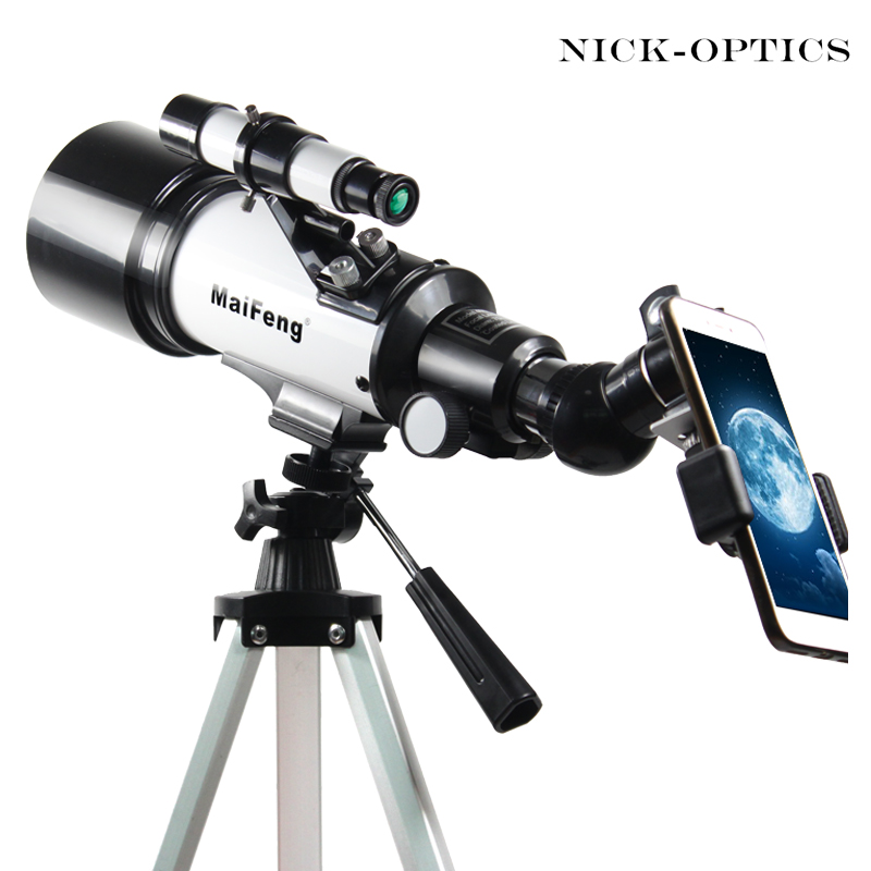 Professional  Astronomical Telescope Space Monocular With Free Tripod High Times Telescope For Moon Watching Astronomic Best