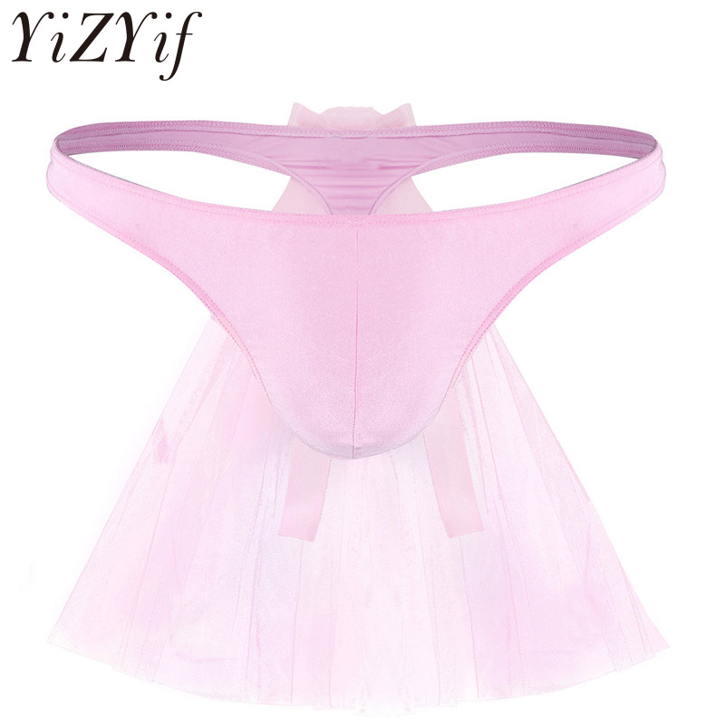 23d98fbdb Detail Feedback Questions about YiZYiF Sexy Mens Sissy Lingerie Fashion Bridal  Wedding Bikini G string Thong Jockstraps Panties Underwear with Attached  Veil ...