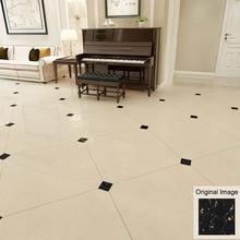 3D Tile Stickers Kitchen Wall Bathroom Floor Tiles 8*8cm 10pcs/set Waterproof Decal Home