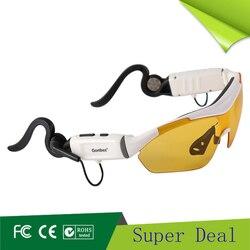 2017 Bluetooth Sunglasses Smart Game Glasses Eyewear Headphone Earphone with Microphone Super Bass Stereo Music Headset Sport