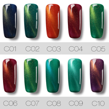 Rosalind 7ML Top Selling Cat's Eye Gel Polish 3D Shimmer Soak Off UV Gel Nail Polish DIY Nail Art Manicure Gel Nail Makeup