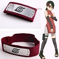 Athemis headband of BORUTO -NARUTO THE MOVIE Naruto Uchiha Sarada Cosplay costume accessories