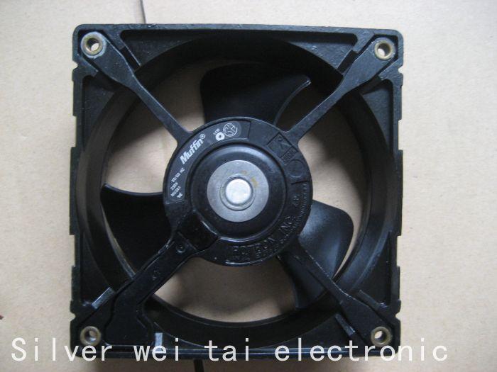 ФОТО 80%NEW FOR MU3A1 ROTRON 230V VAC Fan 2031000260 12038 12cm cooling fan