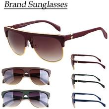 2015 gafas de Sol de Moda Diseñador de la Marca Mujeres ALEXANDER. Luxury Vintage Retro Gafas de Sol Para Mujer gafas De Sol Oculos Feminino