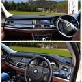 Dashmats car styling accesorios tablero de instrumentos cubierta case para BMW 5 series GT F10 F11 F07 2011 2012 2013 2014 2015 2016 RHD