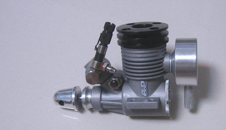 ASP / AP 2 Stroke AP15 Nitro Engine / 1.5CC Motor w/ Muffler For Nitro RC Model AirCraft / Airplane