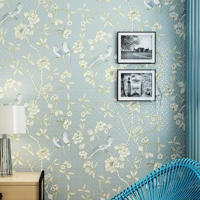Luxury Classic Wall Paper Home Decor Background Wall Wallpaper 5