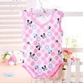 summer baby girl clothes Newborn Cartoon Minnie Baby Rompers Cotton Girls Boys Clothes roupas de bebe cute baby clothes