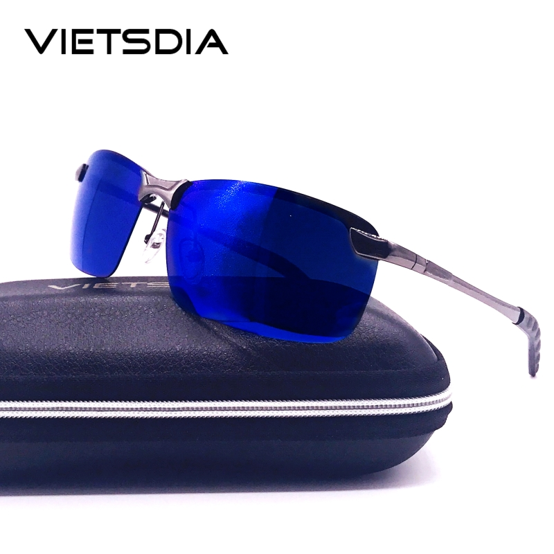 Men's Glasses Men's Sunglasses 2017 Anti Glare Fashion Polarized Outdoor Men Sunglasses Brand Designer Metal Classic Driving Women Sun Glasses Oculos 3043 2019 Official