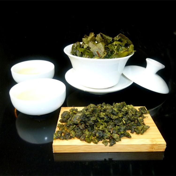 чай улун Tieguanyinи фото