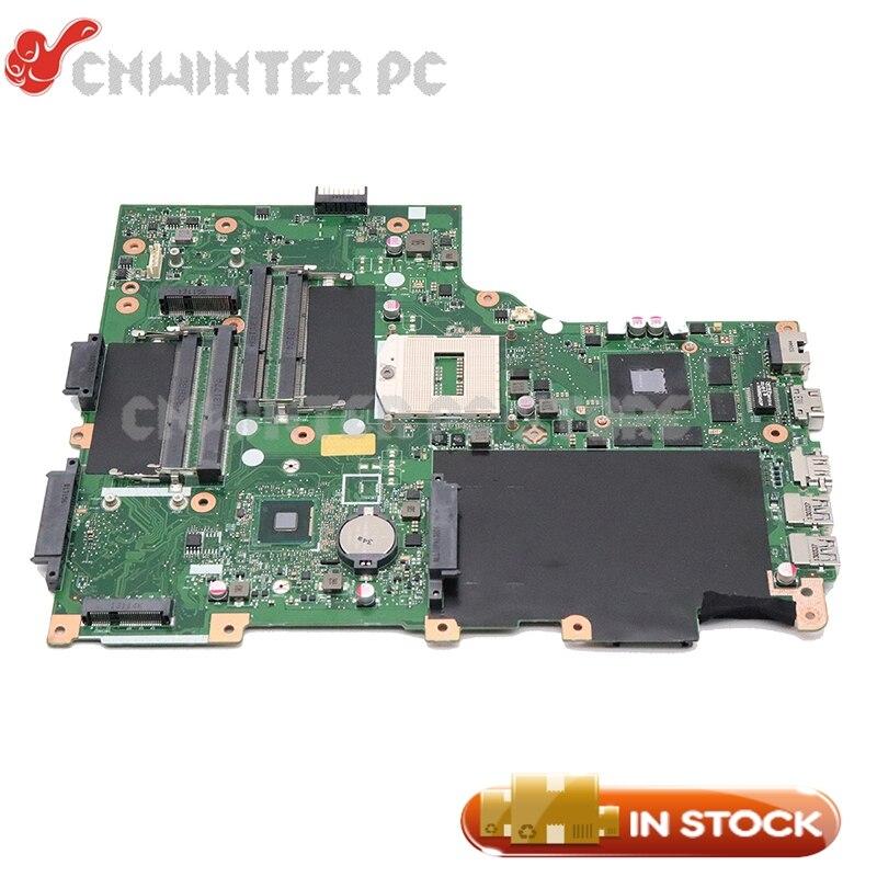 NOKOTION NBM7411001 NB.M7411.001 For Acer aspire V3 772G Laptop Motherboard EAVA70HW MAIN BOARD DDR3L GT750M graphics