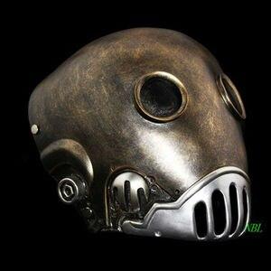 Image 2 - אימה האדם המכאני מסכות ליל כל הקדושים הלבוי סרט Masquerade Kroenen מלא פנים קסדת שרף מסכת למבוגרים גודל קוספליי אבזר