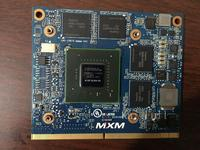 Original FX1800M FX 1800M 8540W 8540P 1G N10P GLM4 A3 ls 4959p Graphic Video Card For HP 8540W 8540P Display Video Card