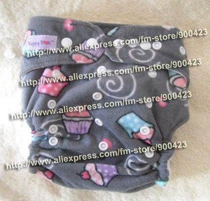 Моющиеся ребенка ткань пеленки 1 шт. ткань пеленки+ 1 шт. вставки - Цвет: cake
