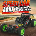 Subotech BG1503 RC Car 2.4 G 1:16 escala alta velocidad 2WD RC Cross Country Racing Car RTR