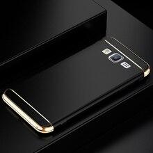 YUETUO Luxury Thin Shockproof Armor hard plastic mobile phon