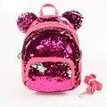 Блестящий женский рюкзак с блестками  для девочек-подростков  для путешествий  вместительные рюкзаки  блестящий рюкзак  детские школьные су...
