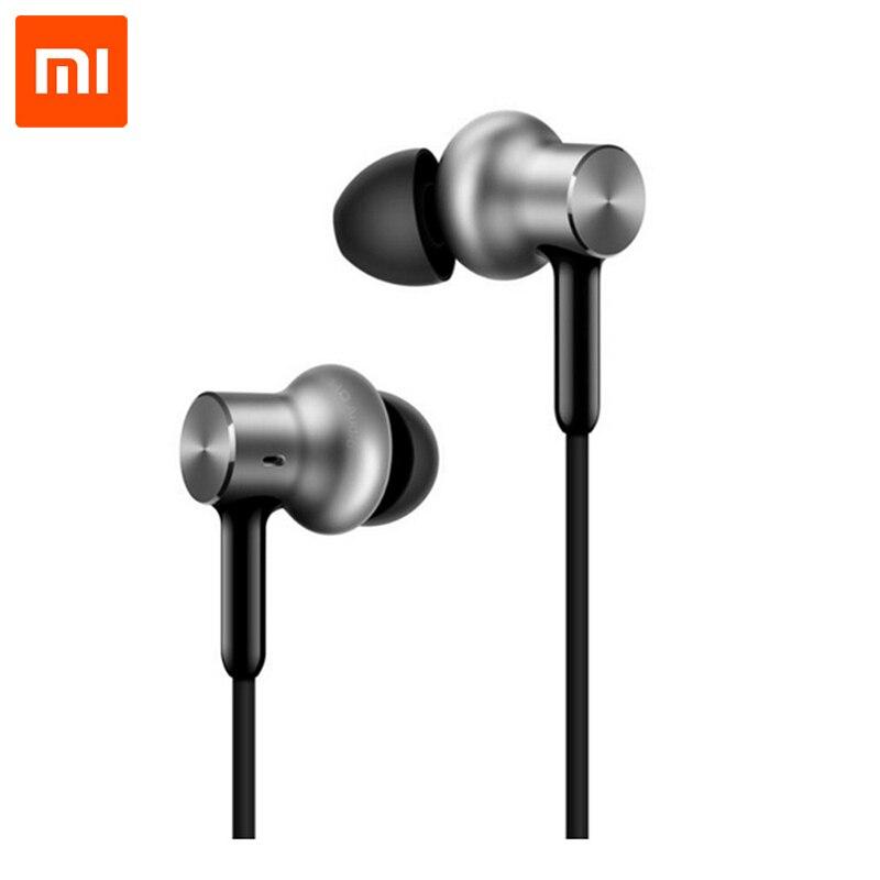 2016 100% новейшие оригинальные Xiao mi Hybrid Pro HD наушники с дистанционным управлением mi c для Xiao mi Red mi Mobile Phone In Ear