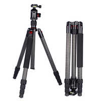 AOKA KT324C Reflexed tripod portable heavy duty big 22kgs loading capacity professional camera tripod