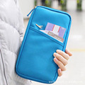 Multifunctional travel aircraft patent leather PU passport bags ID Travel Passport Holder Passport Cover Card Passport Case