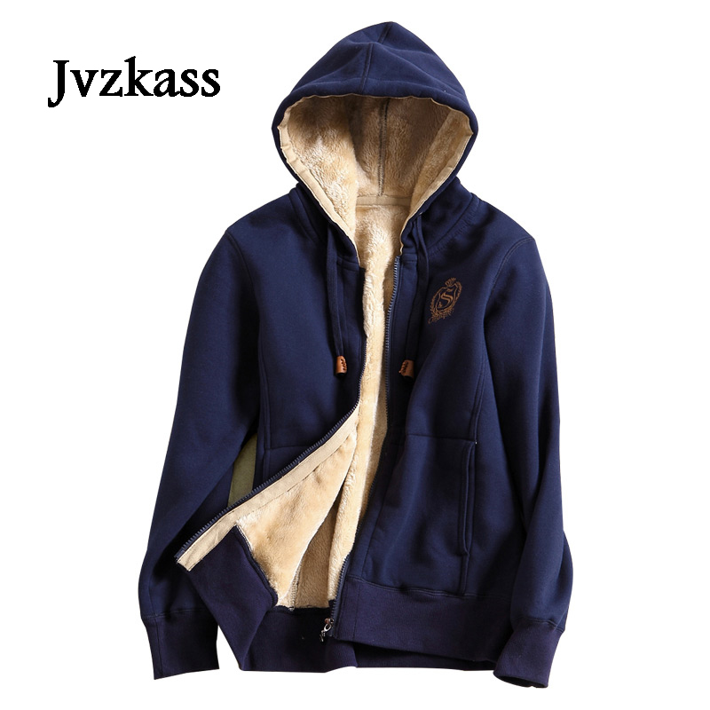 Jvzkass 2019 New Cashmere Of Tide And Winter Simple And Stylish Models Warm Thickening Winter Female Loose Sweatshirt Z261