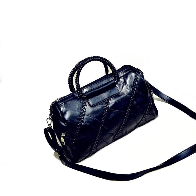 حقائب النساء الأزياء حقيبة السفر قدرة كبيرة بو جودة عالية حقيبة الكتف crossbody النمط الأوروبي