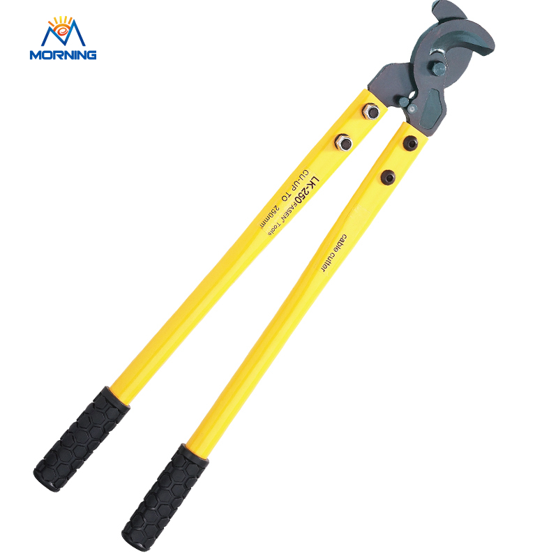 LK-250 Cutting Capacity 250mm2 Max cutting Hand Cable Cutter