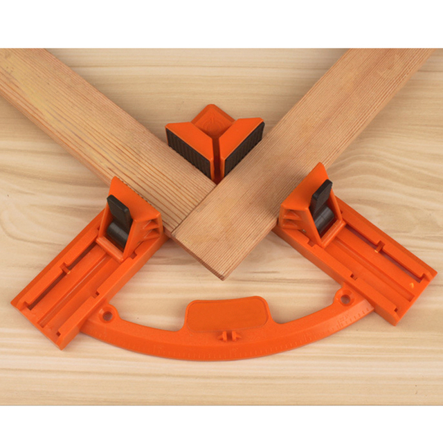 Woodworking Hand Tool 90 Degree Right Angle Clamp 95mm Reinforced