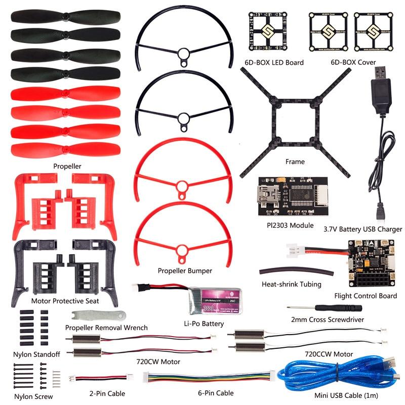 HTB1EZ2RNFXXXXcCXXXXq6xXFXXXN sunfounder 6d box mwc multiwii drone quadcopter kit for arduino 6
