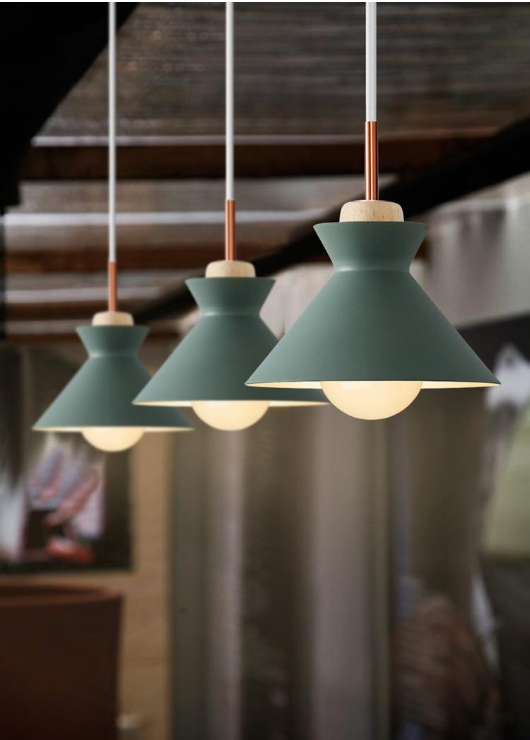 Buy phube lighting modern pendant light for Modern white pendant lighting